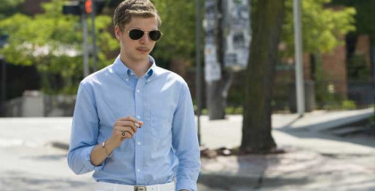 Francois Dillinger (MICHAEL CERA) in YOUTH IN REVOLT