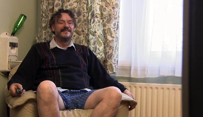 Julian Barratt in Steve Oram's AAAAAAAAH!