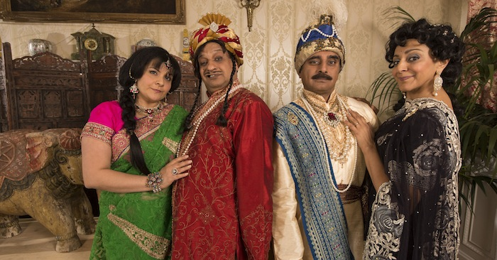 Goodness Gracious Me India Special