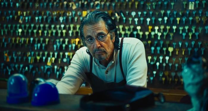 Al Pacino in talks for Amazon's The Hunt