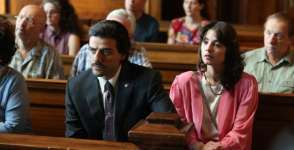 Show Me a Hero, Sky Atlantic, Oscar Isaac as Nick Wasicsko and Carla Quevedo as Nay Noe