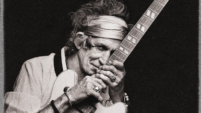 Netflix UK film review: Keith Richards: Under the Influence