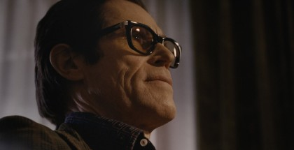 Willem Dafoe as Pier Paolo Pasolini in PASOLINI (2014)