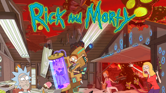 Rick and Morty series 2