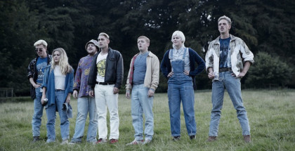 Joe Dempsie as Higgy, Chanel Cresswell as Kelly, Andrew Ellis as Gadget, Michael Socha as Harvey, Thomas Turgoose as Shaun, Danielle Watson as Trev and Perry Fitzpatrick as Flip