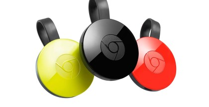 chromecast new