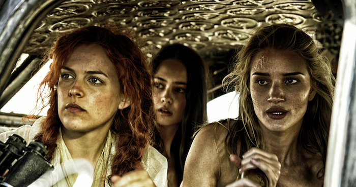 mad max daughters
