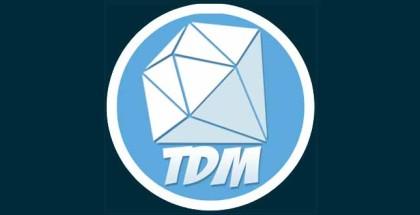 the diamond minecart logo 2