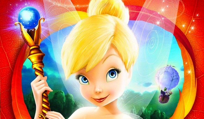 VOD film review: Tinker Bell and the Lost Treasure