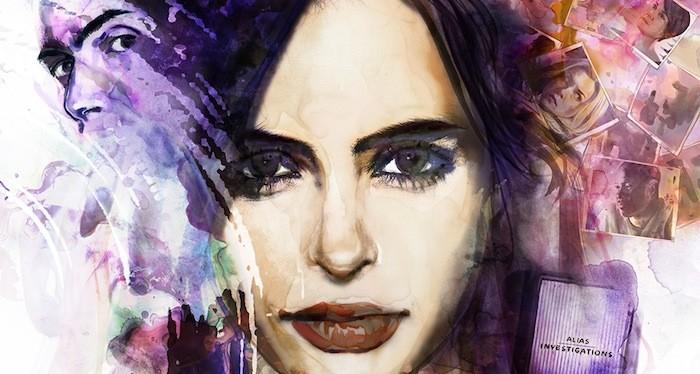 Netflix releases Jessica Jones trailer and poster art