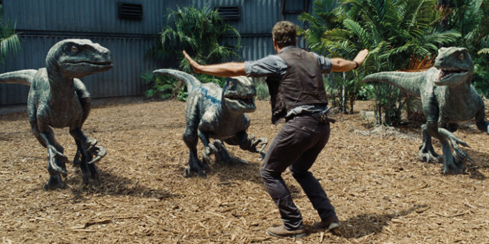 VOD film review: Jurassic World