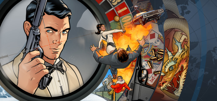 Netflix UK TV review: Archer Season 6
