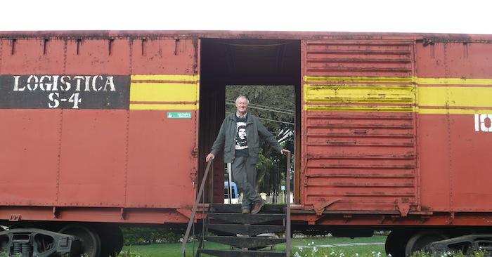 Chris Tarrant: Extreme Railway Journeys EP4