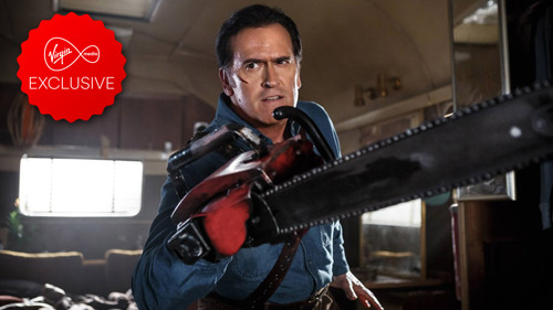 First look UK TV review: Ash vs Evil Dead Season 1