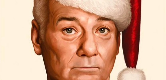 Poster released for Netflix's Bill Murray Christmas special