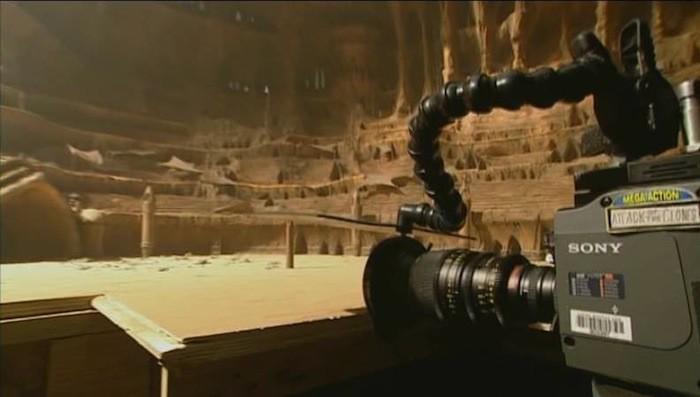 The Force Is Strong with… Star Wars: Episode II's Digital Effects