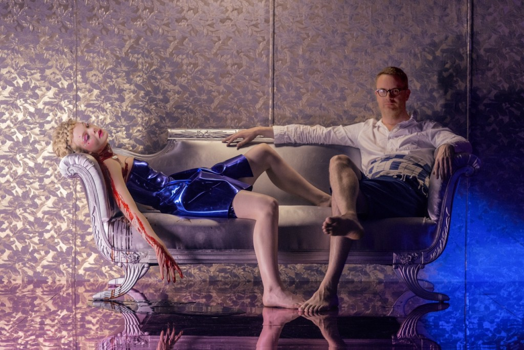 the neon demon elle fanning winding refn