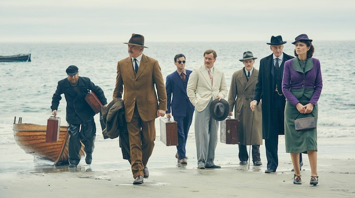 BBC TV review: And Then There Were None