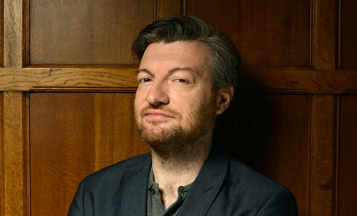 Charlie Brooker 2015 Wipe