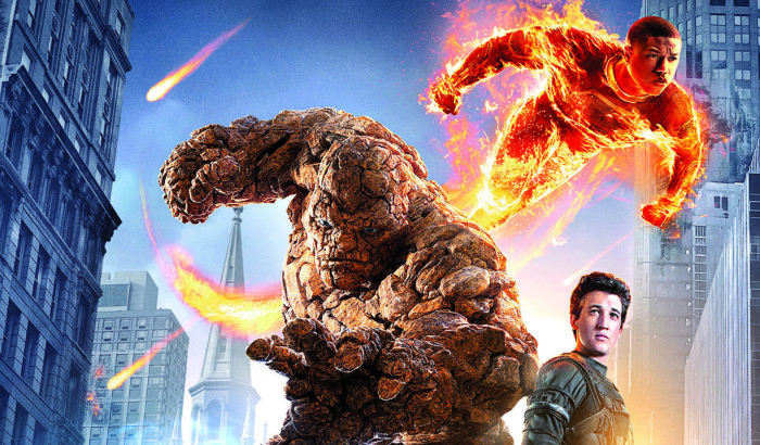 Previously unseen Fantastic Four concept art