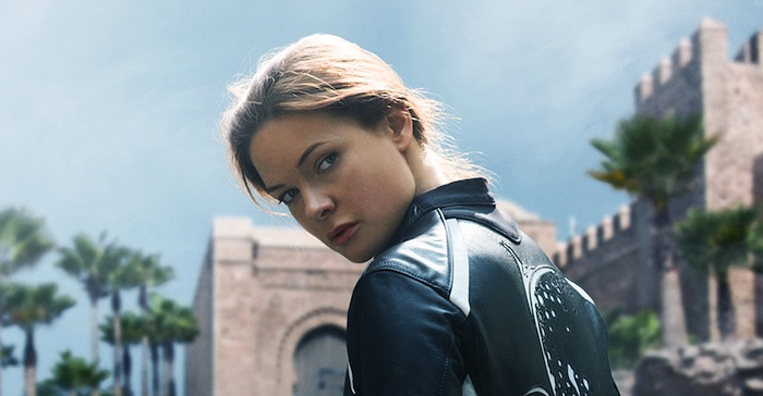 Mission Impossible 5 Rebecca Ferguson