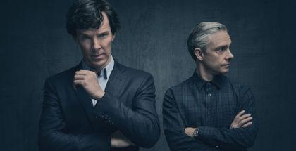 Sherlock - early release Sept