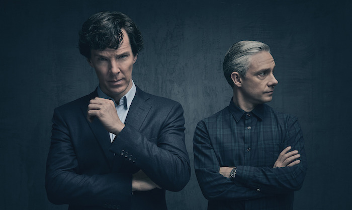 Sherlock - early release Sept