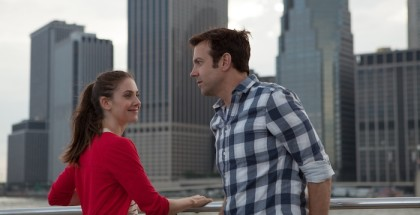 Alison Brie and Jason Sudeikis in SLEEPING WITH OTHER PEOPLE, released 1st January 2016.