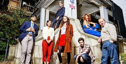 Crashing: Cast: PHOEBE WALLER-BRIDGE as LULU, DAMIEN MOLONY as ANTHONY, LOUISE FORD as KATE, JONATHAN BAILEY as SAM, JULIE DRAY as MELODY, AMIT SHAH as FRED and ADRIAN SCARBOROUGH as COLIN