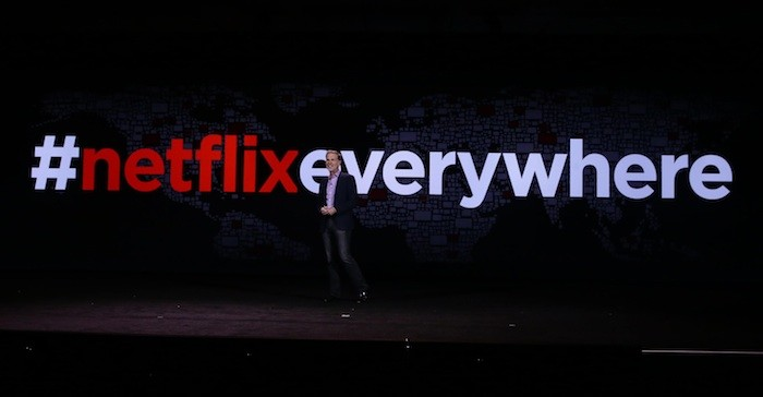 Netflix achieves dream of almost total world domination