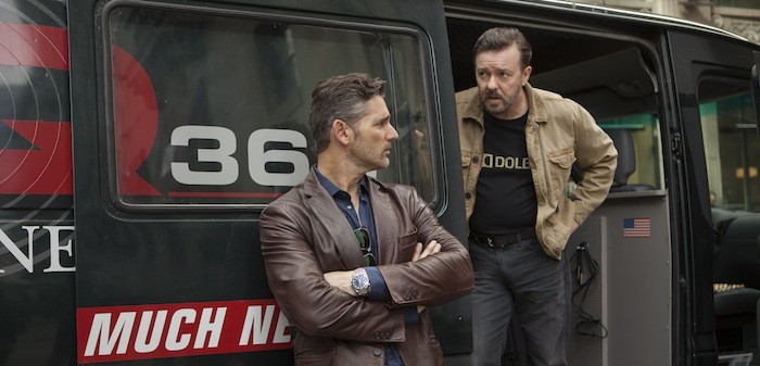 Ricky Gervais releases new trailer for Special Correspondents