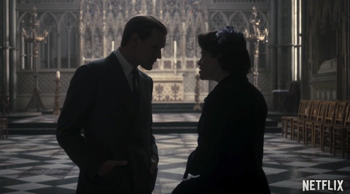 Netflix releases first trailer for The Crown