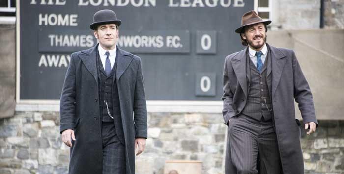Interview: Matthew Macfadyen and Adam Rothenberg on Ripper Street Season 4