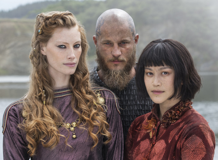 Vikings Season 4 arrives on Amazon Prime Video UK on 19th February