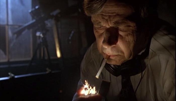x-files cigarette smoking man