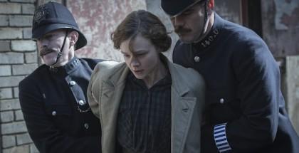 Carey Mulligan (Maud) in SUFFRAGETTE