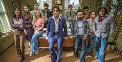 VINYL - Series 1 - Long lead press image