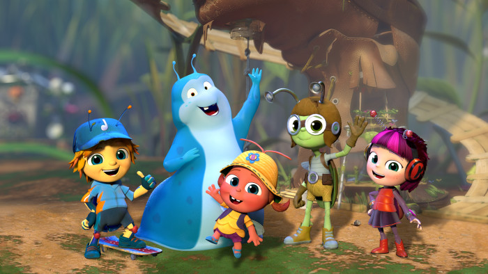 Netflix UK TV review: Beat Bugs