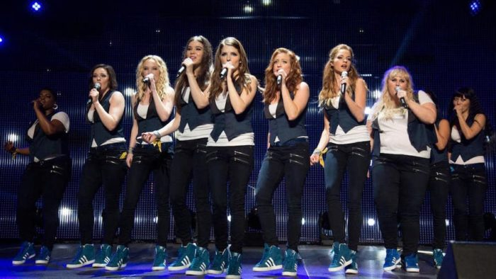Netflix UK film review: Pitch Perfect 2