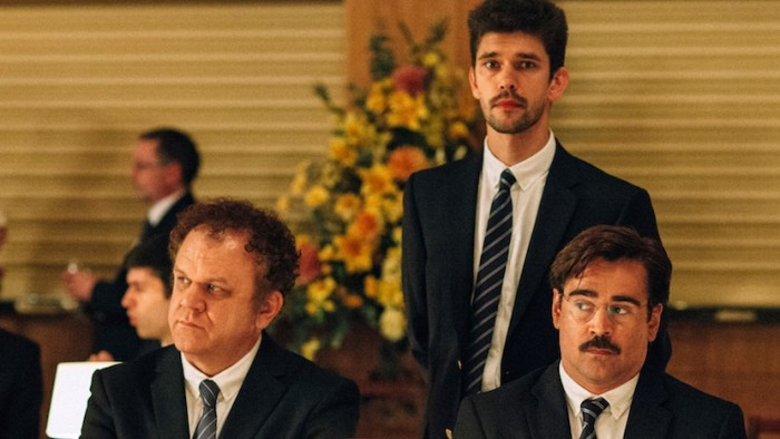 VOD film review: The Lobster