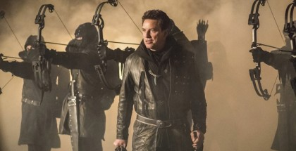 """ARROW - Series 4, Episode 13 """"Sins of the Father"""""""