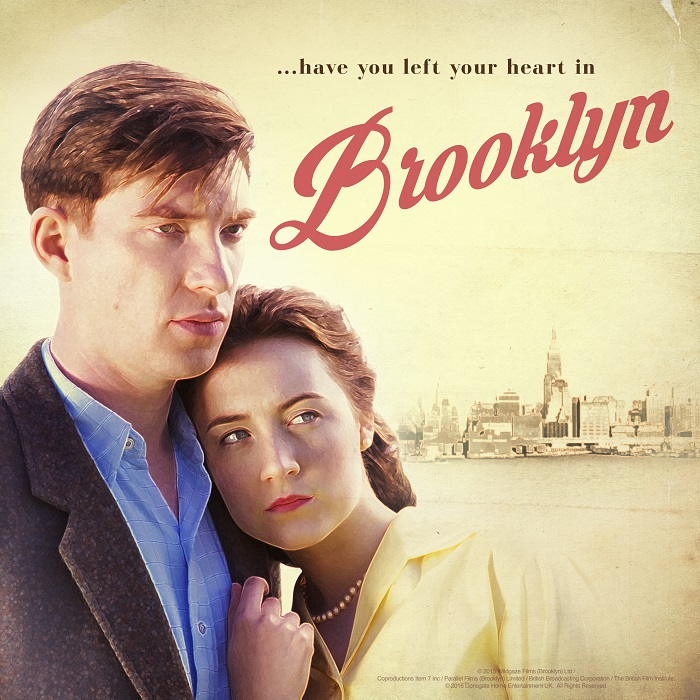 Brooklyn retro poster 2