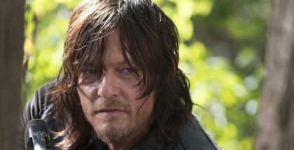 Norman Reedus as Daryl Dixon - The Walking Dead _ Season 6, Episode 15 - Photo Credit: Gene Page/AMC
