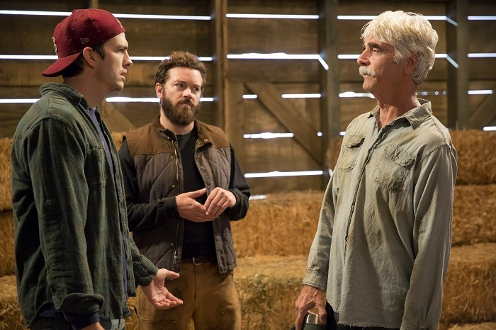 Netflix unleashes trailer for The Ranch