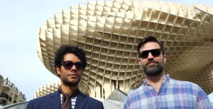 Travel Man - (Rob and Richard in Seville)