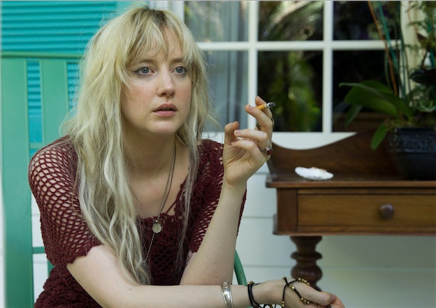 Evangeline Radosevich (Andrea Riseborough)