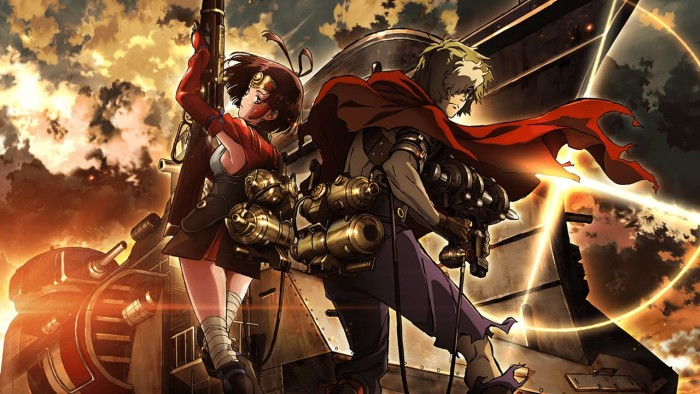 Amazon signs first global anime deal with Kabaneri of the Iron Fortress