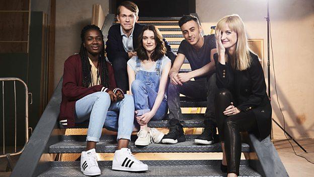 class bbc three cast