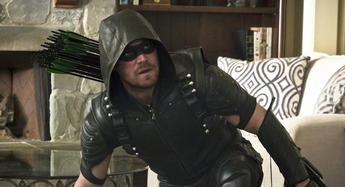UK TV recap: Arrow Season 4, Episode 22 (Lost in the Flood)