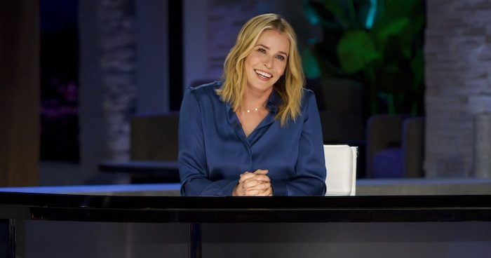 Chelsea Handler Netflix talk show to stop after two seasons